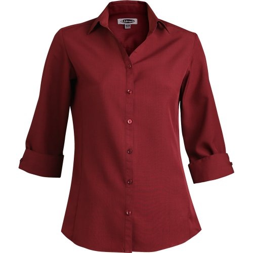 Ladies' Batiste 3/4 Sleeve Blouse