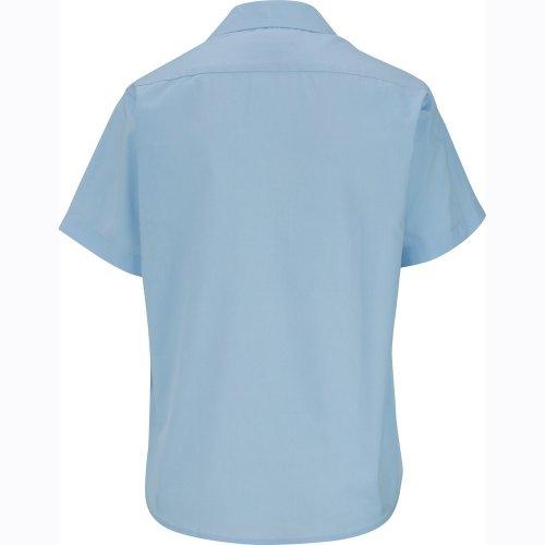 Ladies' Broadcloth Value Short-Sleeve Shirt