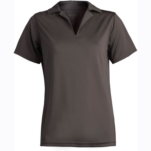 Ladies' Performance Flat-Knit Short Sleeve Polo