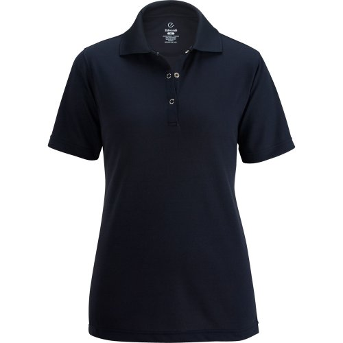 Ladies' Snap Front Hi-Performance Polo