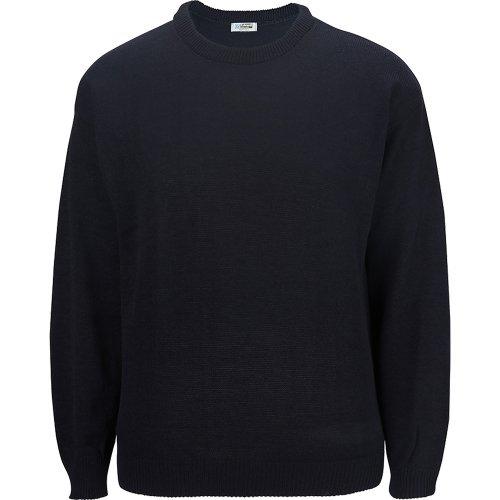 Crew Neck Acrylic Sweater