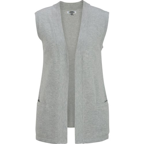 Ladies' Open Cardigan Sweater Vest