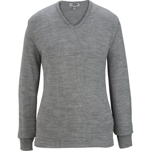 Ladies' V-Neck Sweater-Tuff-Pil® Plus