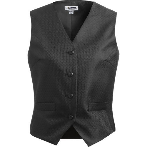 Ladies' Diamond Brocade Vest