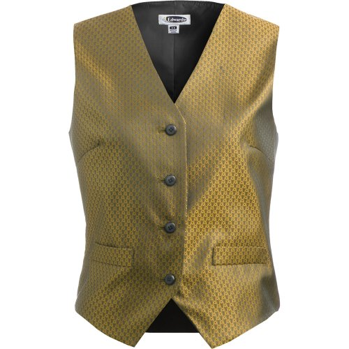 Ladies' Diamond Brocade Vest
