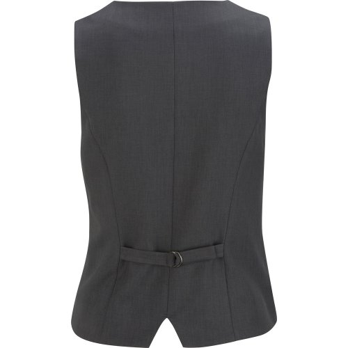Ladies' Synergy® Washable High-Button Vest