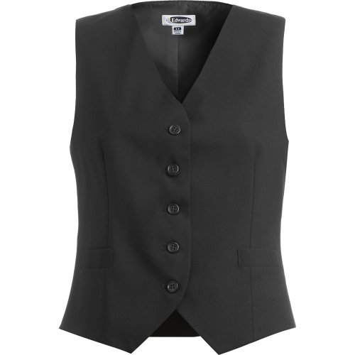 Ladies' High-Button Vest