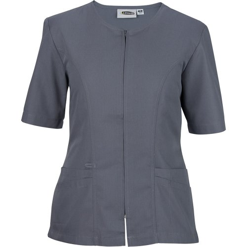Ladies' Zip-Front Smock