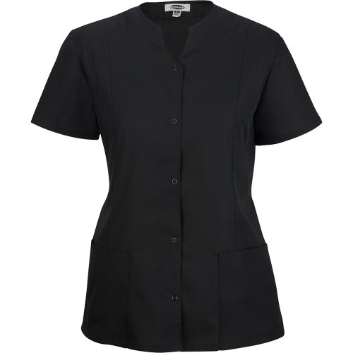 Ladies' Snap-Front Smock