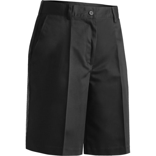 Ladies' Utility Flat Front Chino Shorts