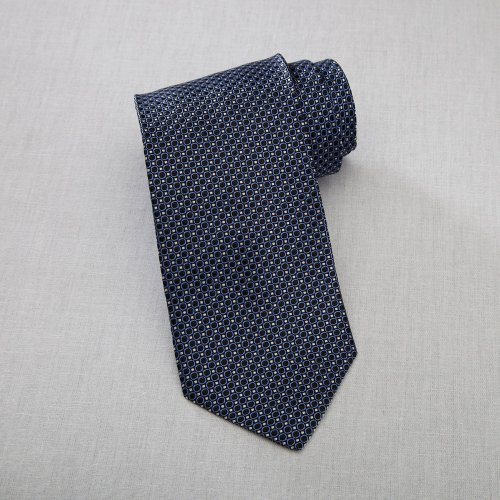 Circles and Dots Tie