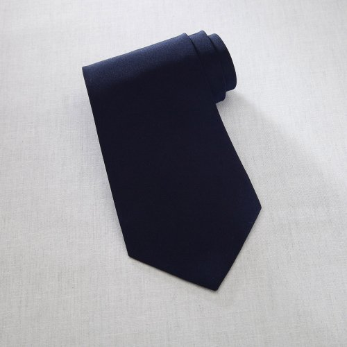 Solid Color Tie