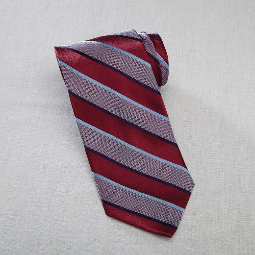 Wide Stripe Tie