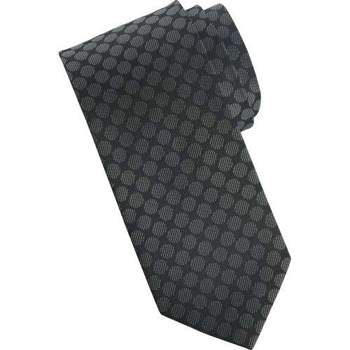 Tone-on-Tone Circles Tie
