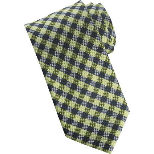Collegiate Plaid Tie