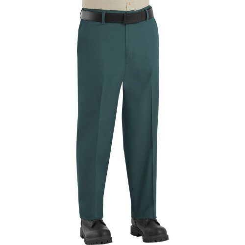 Men's Elastic Insert Work Pants