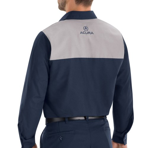 Acura® Long Sleeve Technician Shirt