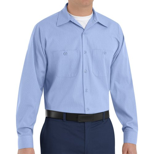Durastripe® Long Sleeve Work Shirt