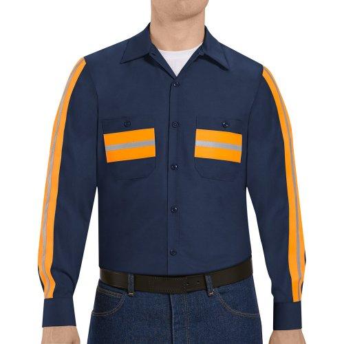 Enhanced Visibility Long Sleeve Shirt