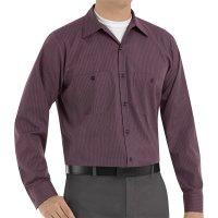 Durastripe® Long Sleeve Work Shirt