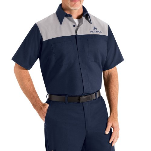 Acura® Short Sleeve Technician Shirt