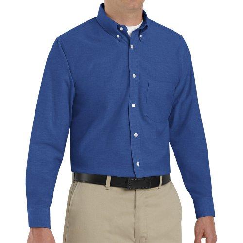 Men's Executive Oxford Long Sleeve Dress Shirt
