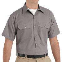 Utility Short Sleeve Work Shirt