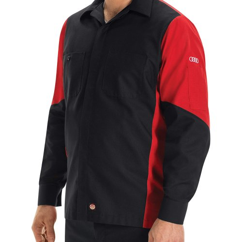 Audi® Long Sleeve Technician Shirt