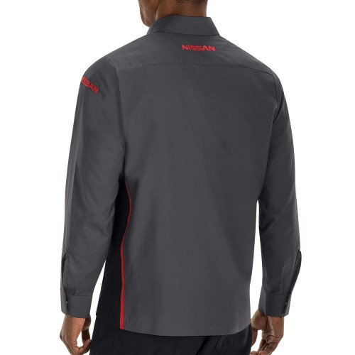 Nissan® Long Sleeve Technician Shirt