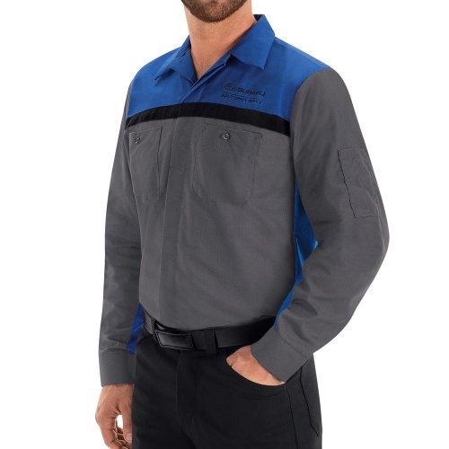 Subaru® Long Sleeve Technician Shirt
