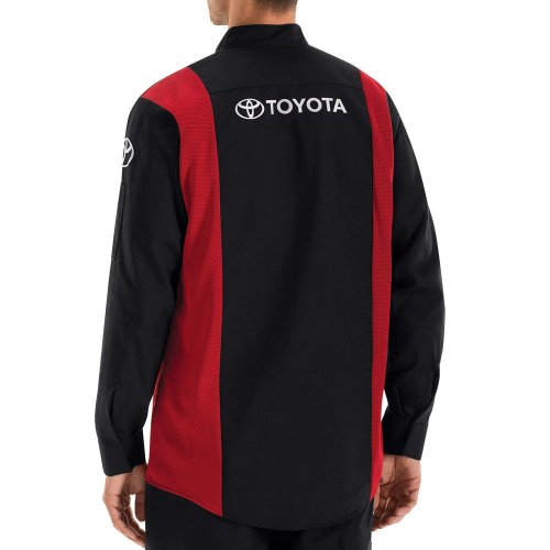 Toyota® Long Sleeve Technician Shirt