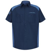 Honda® Men's Short Sleeve Motorsports Shirt