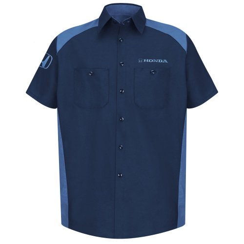Honda® Men's Short Sleeve Motorsports Shirt