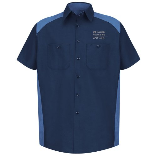 Hyundai® Assurance Car Care Short Sleeve Motorsports Shirt