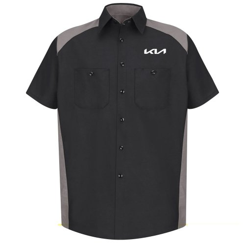 Kia® Men's Short Sleeve Motorsports Shirt