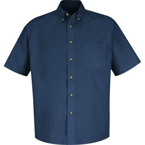 Men's Meridian Performance Twill Short Sleeve Shirt