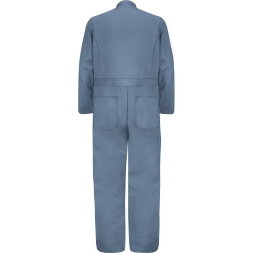 Button-Front Cotton Coverall