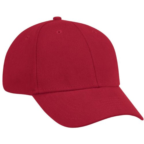 Red Kap Cotton Ball Cap