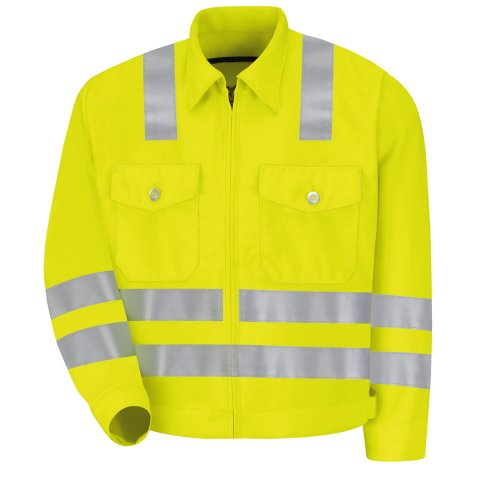 Hi-Visibility Jacket Type R, Class 3