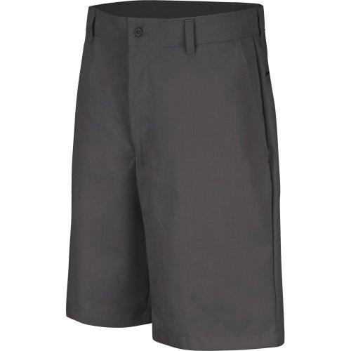 Men's Plain Front Shorts