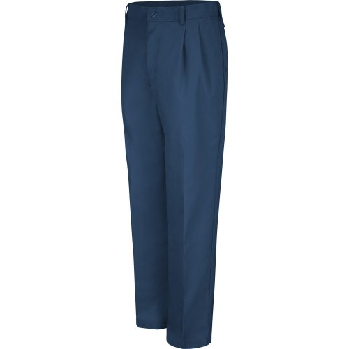 Pleated Work Pants