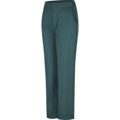 Women's Half-Elastic Work Pants