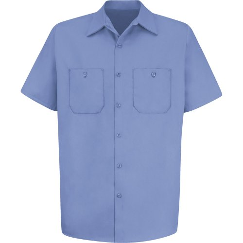Wrinkle Resistant Cotton Short Sleeve Shirt