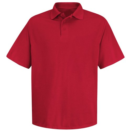 Men's Spun Polyester Polo