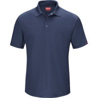 Men's Performance Knit® Polo with Gripper-Front