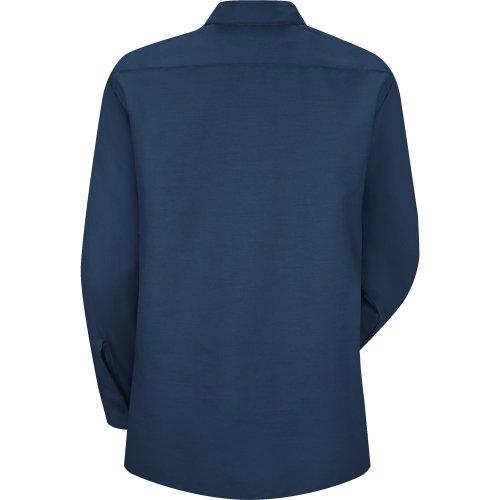 Women's Industrial Long Sleeve Work Shirt