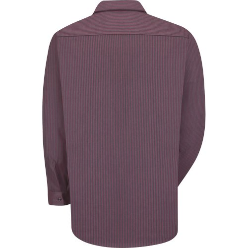 Red Kap Durastripe® Long Sleeve Work Shirt