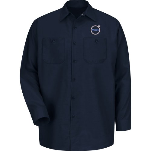 Volvo® Personal Service Long Sleeve Technician Shirt