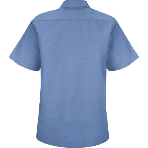 Women's Industrial Short Sleeve Work Shirt