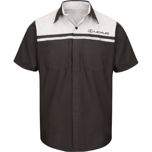 Lexus® Short Sleeve Technician Shirt